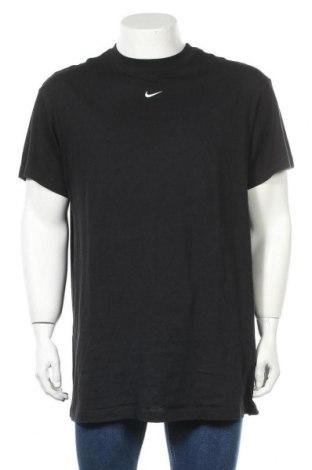 Pánské tričko  Nike, Velikost L, Barva Černá, Bavlna, Cena  696,00Kč