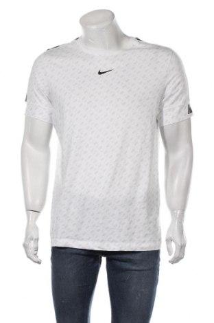 Pánské tričko  Nike, Velikost M, Barva Bílá, Bavlna, Cena  696,00Kč
