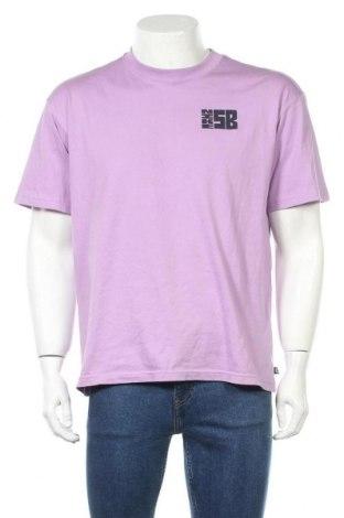 Ανδρικό t-shirt Nike, Μέγεθος M, Χρώμα Βιολετί, Βαμβάκι, Τιμή 26,68€