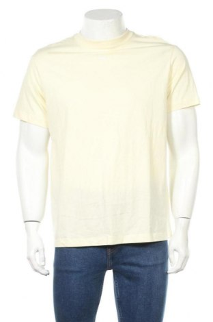 Pánské tričko  Nike, Velikost S, Barva Krémová, Bavlna, Cena  696,00Kč