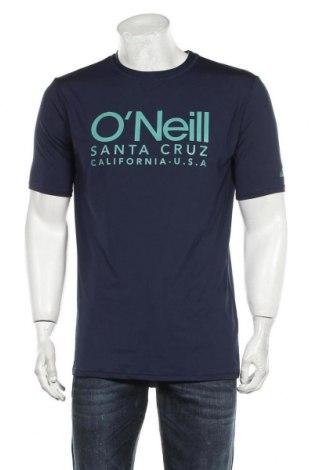 Ανδρικό t-shirt O'neill, Μέγεθος XL, Χρώμα Μπλέ, 79% πολυεστέρας, 21% ελαστάνη, Τιμή 18,95€