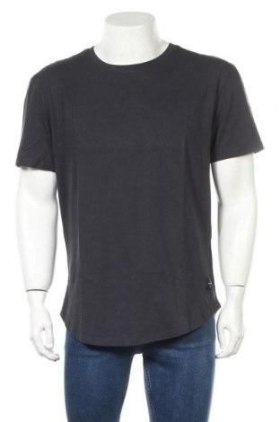 Tricou de bărbați Only & Sons, Mărime XXL, Culoare Albastru, 100% bumbac, Preț 49,61 Lei