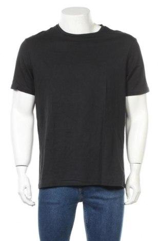 Мъжка тениска Pier One, Размер XXL, Цвят Черен, Цена 16,82лв.