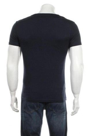Мъжка тениска Pier One, Размер XS, Цвят Син, Памук, Цена 19,50лв.