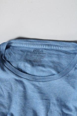 Ανδρικό t-shirt Polo By Ralph Lauren, Μέγεθος S, Χρώμα Μπλέ, Βαμβάκι, Τιμή 32,48€