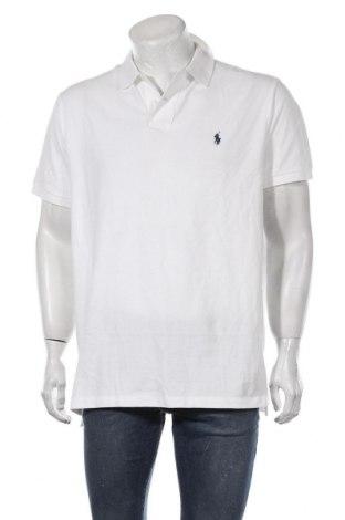 Ανδρικό t-shirt Polo By Ralph Lauren, Μέγεθος XL, Χρώμα Λευκό, Βαμβάκι, Τιμή 40,21€
