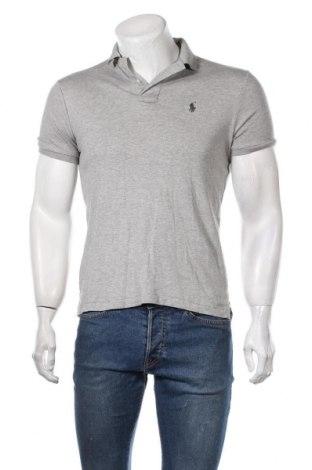 Ανδρικό t-shirt Polo By Ralph Lauren, Μέγεθος S, Χρώμα Γκρί, Βαμβάκι, Τιμή 32,48€