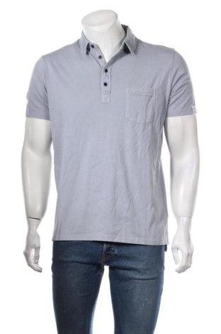 Ανδρικό t-shirt Replay, Μέγεθος L, Χρώμα Μπλέ, Βαμβάκι, Τιμή 38,27€