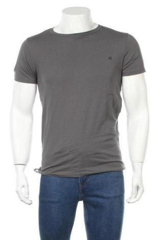 Мъжка тениска Replay, Размер S, Цвят Сив, Памук, Цена 35,28лв.