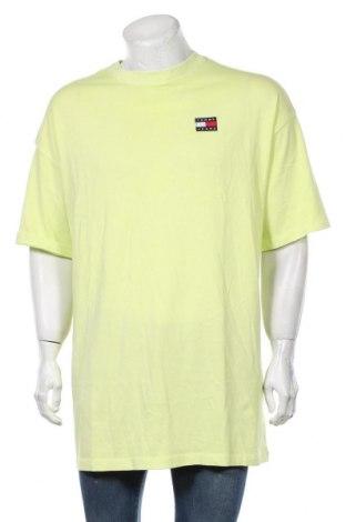 Ανδρικό t-shirt Tommy Hilfiger, Μέγεθος M, Χρώμα Πράσινο, 100% βαμβάκι, Τιμή 34,41€
