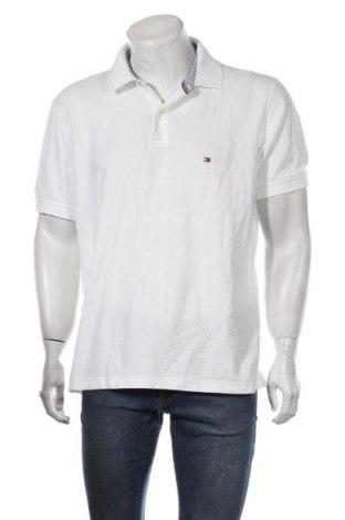 Ανδρικό t-shirt Tommy Hilfiger, Μέγεθος XL, Χρώμα Λευκό, Βαμβάκι, Τιμή 28,61€