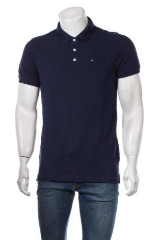 Ανδρικό t-shirt Tommy Hilfiger, Μέγεθος M, Χρώμα Μπλέ, Βαμβάκι, Τιμή 40,72€