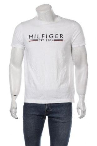 Ανδρικό t-shirt Tommy Hilfiger, Μέγεθος M, Χρώμα Λευκό, Βαμβάκι, Τιμή 40,72€