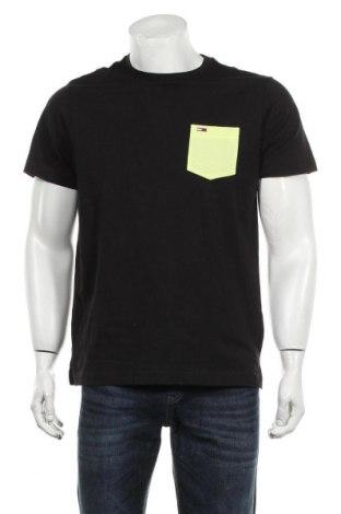 Ανδρικό t-shirt Tommy Hilfiger, Μέγεθος M, Χρώμα Μαύρο, Βαμβάκι, Τιμή 45,88€