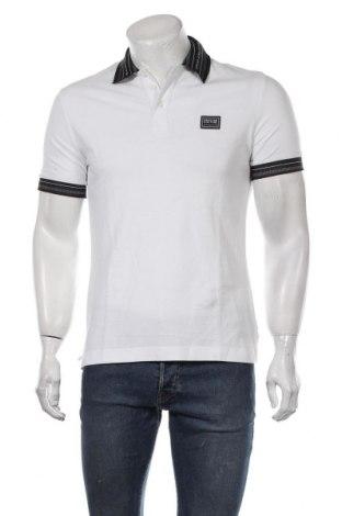 Ανδρικό t-shirt Versace Jeans, Μέγεθος S, Χρώμα Λευκό, Βαμβάκι, Τιμή 73,07€