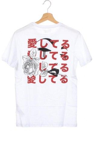 Мъжка тениска Your Turn, Размер XXS, Цвят Бял, Памук, Цена 18,56лв.