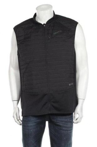 Ανδρικό γιλέκο Craft, Μέγεθος XXL, Χρώμα Μαύρο, Πολυεστέρας, Τιμή 26,68€