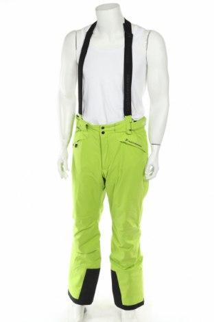 Мъжки гащеризон за зимни спортове Peak Performance, Размер XL, Цвят Зелен, 94% полиамид, 6% еластан, Цена 74,25лв.