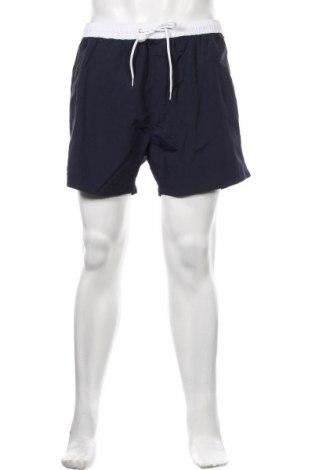 Мъжки къс панталон Brave Soul, Размер XL, Цвят Син, Полиамид, Цена 42,00лв.