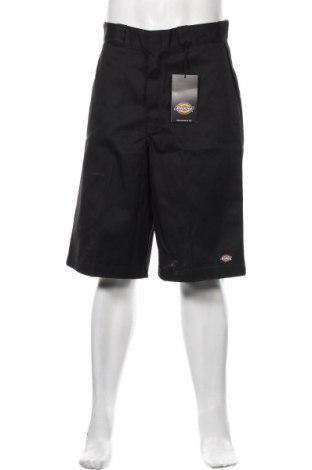 Мъжки къс панталон Dickies, Размер M, Цвят Черен, 65% полиестер, 35% памук, Цена 59,00лв.