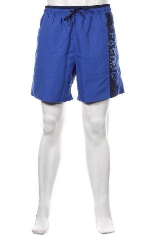 Мъжки къс панталон S.Oliver, Размер L, Цвят Син, Полиестер, Цена 59,00лв.