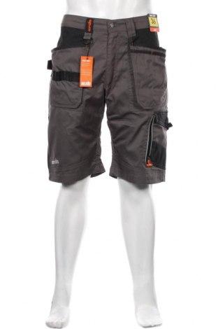 Мъжки къс панталон Scruffs, Размер L, Цвят Сив, 65% полиестер, 35% памук, Цена 69,00лв.
