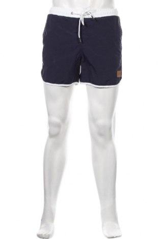 Мъжки къс панталон Urban Classics, Размер S, Цвят Син, Полиамид, Цена 34,00лв.