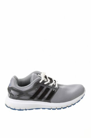 Ανδρικά παπούτσια Adidas, Μέγεθος 42, Χρώμα Γκρί, Κλωστοϋφαντουργικά προϊόντα, Τιμή 38,10€