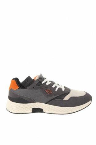 Ανδρικά παπούτσια Replay, Μέγεθος 43, Χρώμα Πολύχρωμο, Φυσικό σουέτ, γνήσιο δέρμα, κλωστοϋφαντουργικά προϊόντα, Τιμή 88,53€