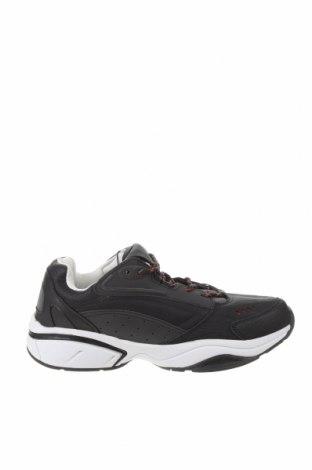 Мъжки обувки Zara, Размер 42, Цвят Черен, Еко кожа, Цена 43,45лв.