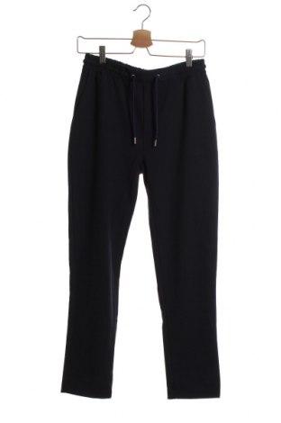 Мъжки панталон Boohoo, Размер XS, Цвят Син, 62% полиестер, 33% вискоза, 5% еластан, Цена 42,00лв.