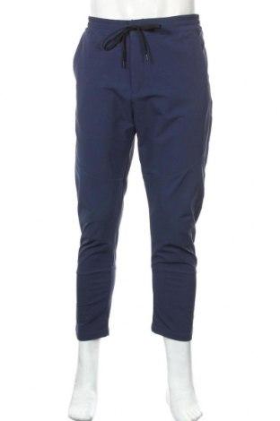 Мъжки панталон Napapijri, Размер L, Цвят Син, 93% полиамид, 7% еластан, Цена 171,75лв.