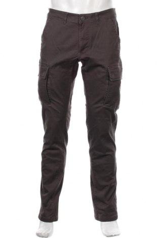 Мъжки панталон Napapijri, Размер M, Цвят Кафяв, 98% памук, 2% еластан, Цена 171,75лв.