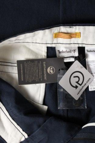 Мъжки панталон Timberland, Размер M, Цвят Син, Памук, Цена 59,77лв.