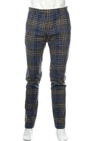 Pantaloni de bărbați Twisted Tailor, Mărime L, Culoare Multicolor, 55% poliester, 45% lână, Preț 120,29 Lei