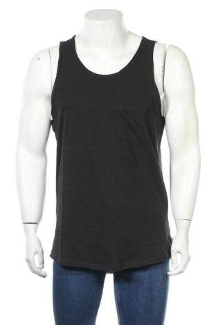 Мъжки потник Jack & Jones, Размер L, Цвят Черен, 100% памук, Цена 27,00лв.