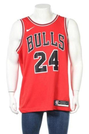 Ανδρική αμάνικη μπλούζα Nike, Μέγεθος L, Χρώμα Κόκκινο, Πολυεστέρας, Τιμή 24,74€