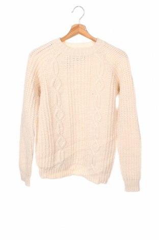 Ανδρικό πουλόβερ Angelo Litrico, Μέγεθος S, Χρώμα Εκρού, 60%ακρυλικό, 15% μαλλί, 15% μαλλί από αλπακά, 10% βισκόζη, Τιμή 18,84€