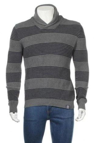 Мъжки пуловер Angelo Litrico, Размер M, Цвят Сив, Цена 18,90лв.