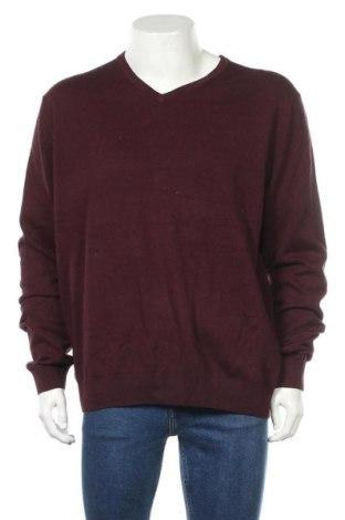 Pánský svetr  C&A, Velikost XXL, Barva Červená, Bavlna, Cena  414,00Kč