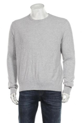 Ανδρικό πουλόβερ Michael Kors, Μέγεθος L, Χρώμα Γκρί, 70% βαμβάκι, 20% πολυαμίδη, 10% μαλλί, Τιμή 46,76€