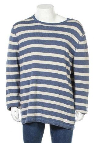 Ανδρικό πουλόβερ S.Oliver, Μέγεθος XXL, Χρώμα Μπλέ, Τιμή 18,84€
