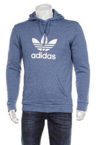 Pánská mikina  Adidas Originals, Velikost S, Barva Modrá, 100% bavlna, Cena  733,00Kč
