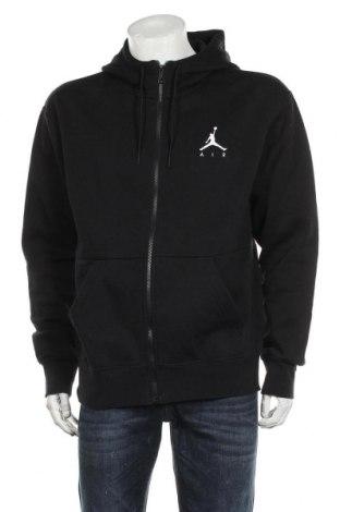 Ανδρικό φούτερ Air Jordan Nike, Μέγεθος M, Χρώμα Μαύρο, 80% βαμβάκι, 20% πολυεστέρας, Τιμή 61,47€