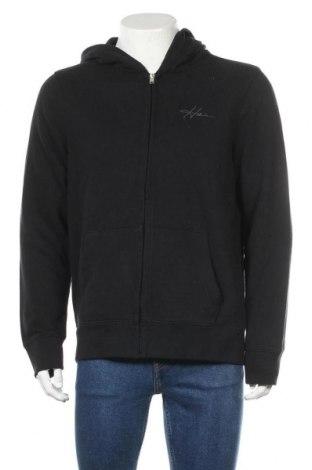 Мъжки суичър Hollister, Размер L, Цвят Черен, 70% памук, 30% полиестер, Цена 51,75лв.