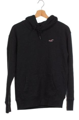 Мъжки суичър Hollister, Размер XS, Цвят Черен, 70% памук, 30% полиестер, Цена 48,00лв.