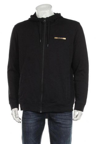Ανδρικό φούτερ Hugo Boss, Μέγεθος XL, Χρώμα Μαύρο, 97% βαμβάκι, 3% ελαστάνη, Τιμή 76,94€