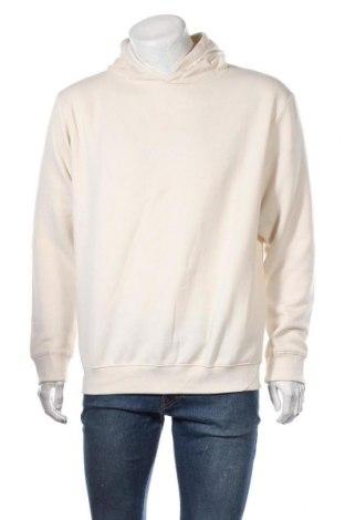 Ανδρικό φούτερ Mennace, Μέγεθος M, Χρώμα  Μπέζ, 50% βαμβάκι, 50% πολυεστέρας, Τιμή 17,78€