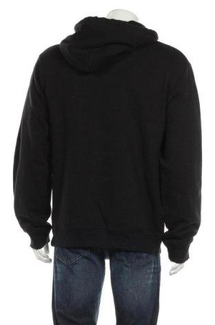 Мъжки суичър Napapijri, Размер L, Цвят Черен, 80% памук, 20% полиестер, Цена 109,85лв.