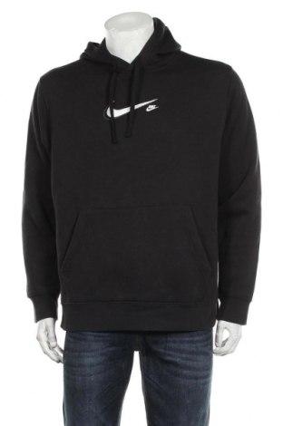 Ανδρικό φούτερ Nike, Μέγεθος L, Χρώμα Μαύρο, 80% βαμβάκι, 20% πολυεστέρας, Τιμή 35,57€